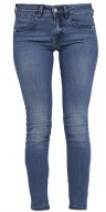EVA - Jeans Skinny Fit - blue denim