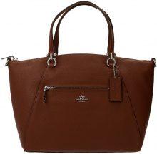 Borse a Mano Coach prairie satchel Donna Marrone