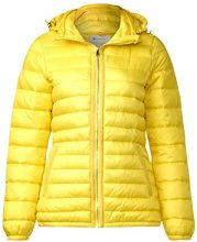 Street One 200450, Cappotto Donna, Giallo (Canary Yellow 11202), 48