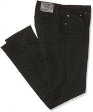 JACK & JONES Jjimike Jjdevin Sc 002 Lid Noos, Jeans Uomo, Nero (Black Denim), W32/L32 (Taglia Produttore: 32)