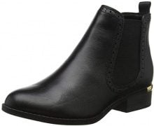 New Look Conker, Stivali Chelsea Donna, (Black 1), 42 2/3 EU