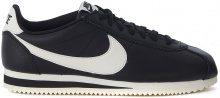 Sneaker Nike Classic Cortez in pelle nera e bianca