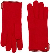 Roeckl Klassischer Walkhandschuh, Guanti Donna, Rosso (Red 450), 7.5
