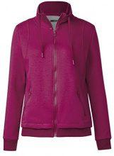 Cecil 252650, Giacca Sportiva Donna, Rosa (Magic Pink Melange 11283), M