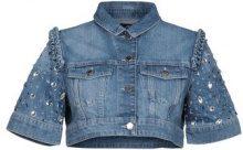 RELISH  - JEANS - Capispalla jeans - su YOOX.com