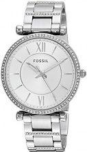 Fossil Orologio Analogico Quarzo da Donna con Cinturino in Acciaio Inox ES4341
