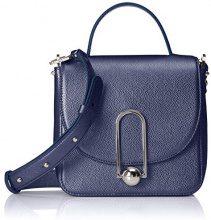 HUGO Uptown S T. Handle-l - Borse Baguette Donna, Blu (Open Blue), 9x19x20 cm (B x H T)