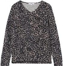FIND ER1904 magliette donna, Grigio (Animal), 44 (Taglia Produttore: Medium)