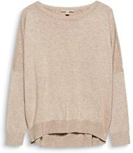 ESPRIT 117ee1i009, Felpa Donna, Marrone (Taupe 5 244), Medium
