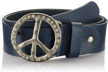 MGM Peace, Cintura Donna, Blu (Marine-asi), 105 cm