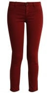 Jeans slim fit - red