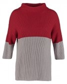 Maglione - red/grey