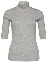 Marc Cain Essentials - MarcCainDamenT-Shirts+E4804J50, t-shirt Donna, Grau (grey 820), 42 (5)