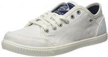 Regatta Ldy Turnpike Lite, Sneaker Donna, Bianco (White/Navy), 41 EU