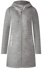 Street One 201139, Cappotto Donna, Grau (Soft Grey Melange 11358), 48