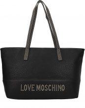 Borse a Spalla Love Moschino Donna Nero