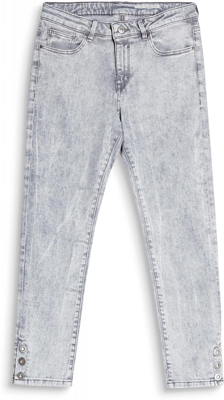 Donna Jeans Bleached 097cc1b040 Grigio Edc grey Esprit 924 By xqBwwtI