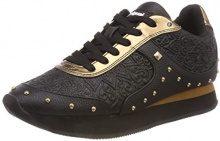 Desigual Shoes_Galaxy Winter Valkiria, Scarpe da Ginnastica Basse Donna, Nero (Negro 2000), 41 EU