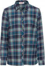 Camicia in flanella a manica lunga