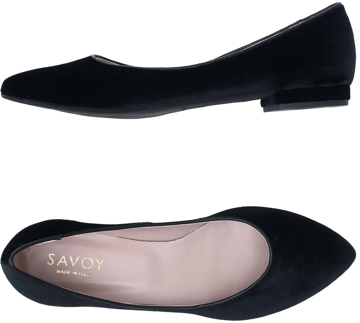 643ddbb6efb6 SAVOY - CALZATURE - Ballerine -   Bantoa