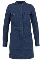 HOOPS - Vestito di jeans - dark blue denim