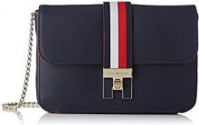 Tommy Hilfiger Th Heritage Xover - Borse a tracolla Donna, Blu (Tommy Navy), 23x6x16 cm (B x H T)