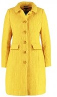 NATHALIE - Cappotto classico - honey yellow