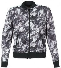 Giacca Sportiva Converse  CONVERSE STAR CHEVRON FEATHER PRINT TRACK JACKET