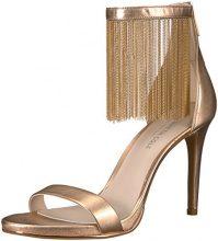Kenneth Cole Bettina, Sandali con Cinturino alla Caviglia Donna, Oro (Rose Gold), 36 EU