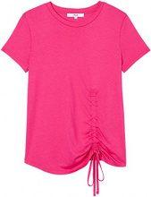 FIND 16 12 RB040 magliette donna, Rosa (Fuschia/pantone), 52 (Taglia Produttore: 3X-Large)