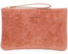 - Lancaster - Borsa Clutch - women - pelle - Taglia Unica - di colore rosa