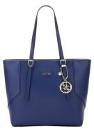 ISABEAU - Shopping bag - blue