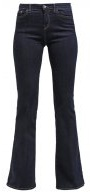 Jeans a zampa - mid blue