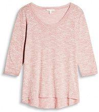 ESPRIT 077ee1i003, Felpa Donna, Rosa (Dark Old Pink 675), Medium