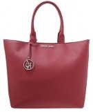 Shopping bag - bordeaux