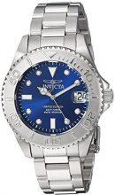 Invicta 24632 Pro Diver Orologio da Donna acciaio inossidabile Quarzo quadrante blu