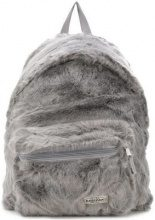 - Eastpak - fur backpack - women - Polyester - Taglia Unica - Grigio