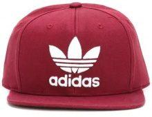 - Adidas - logo snapback cap - women - cotone/Polyester - Taglia Unica - di colore rosso