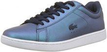 Lacoste Sport Carnaby Evo 318 5 SPW, Sneaker Donna, Blu (Nvy/Wht 092), 42 EU