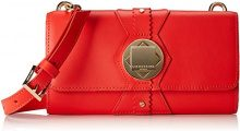 Liebeskind Berlin NASCLUTCS ECOTHI, Sacchetto Donna, Rosso (Rot (Liebeskind Red)), 4x13x23 cm (B x H x T)