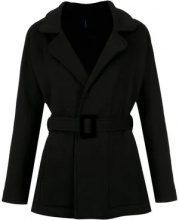 - Lygia & Nanny - Tamarine sweat coat - women - fibra sintetica/cotone - 40, 48, 42, 44, 46 - PRETO