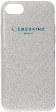 Liebeskind Berlin- Bumperi6f8 Glitte, Borse organizer portatutto, Donna Argento (Silver), 1x7x14 cm (B x H x T)