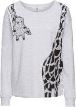 Felpa con giraffe