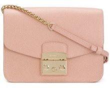 - Furla - Metropolis crossbody bag - women - pelle - Taglia Unica - di colore rosa