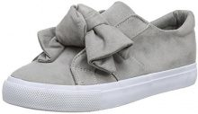 New Look Mowance, Sneaker Donna, Grigio (Mid Grey 4), 39 EU