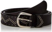 Kaporal Elani Ceinture Noir (Black) (Taille Fabricant) Lot de, Cintura Donna, Nero, 75
