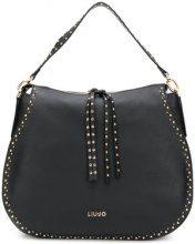 - Liu Jo - Gioia shoulder bag - women - fibra sintetica - Taglia Unica - di colore nero
