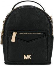 - Michael Michael Kors - Jessa extra small backpack - women - pelle di vitello - Taglia Unica - di colore nero