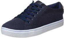 XTI 47969, Scarpe da Ginnastica Basse Donna, Blu (Jeans), 39 EU