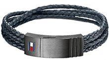 Tommy Hilfiger Bracciali di corda Uomo acciaio_inossidabile - 2701007